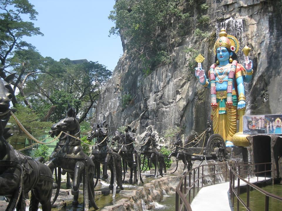 Пещеры Бату, Куала-Лумпур, Малайзия