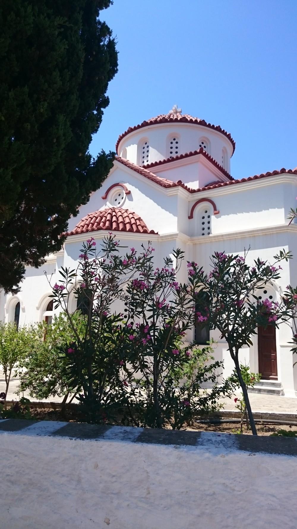 остров Тилос, Ливадия, Греция