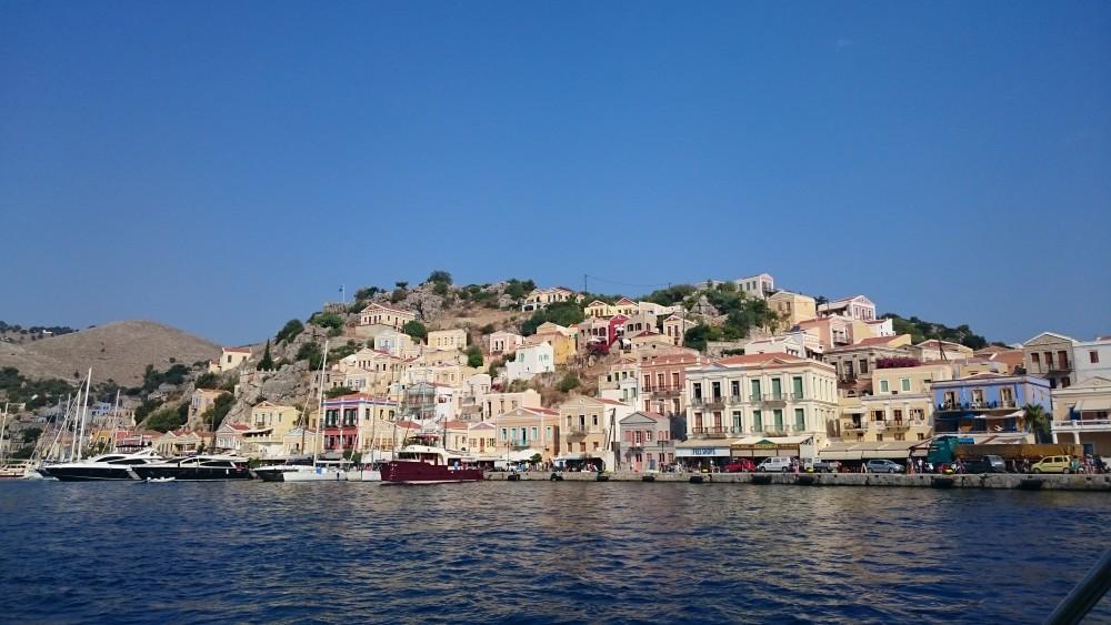 о. Сими, Греция