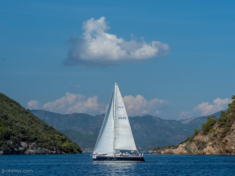 яхта Solsting Grand Soleil 34.1
