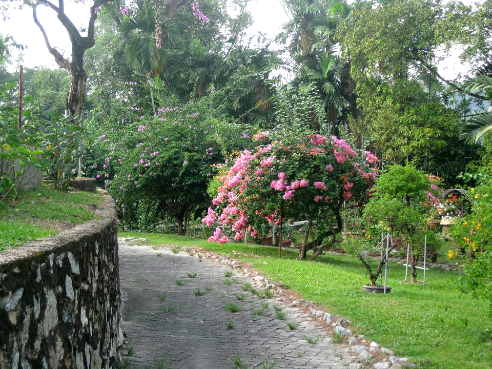 Парк гибискусов, Куала-Лумпур