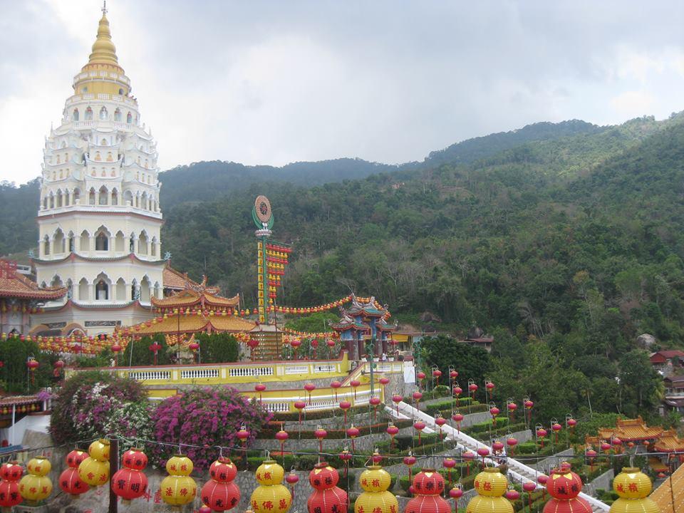 Храм Кек Лок Си, Пинанг