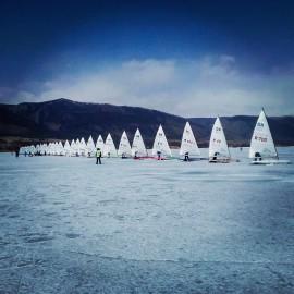 Буерные соревнования Baikal Cup