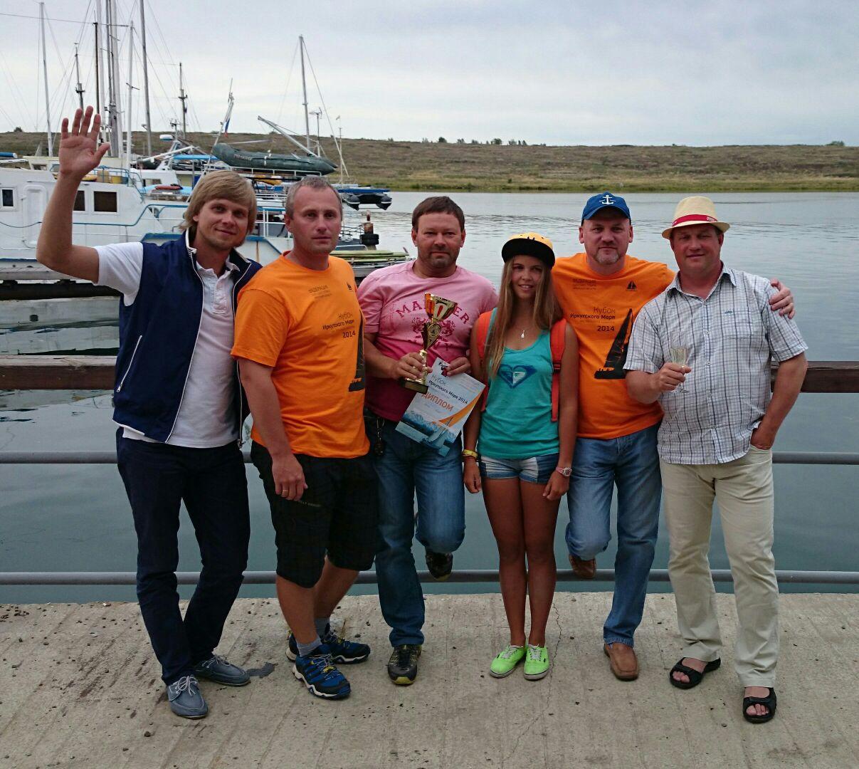 Кубок Иркутского моря на приз Щадова