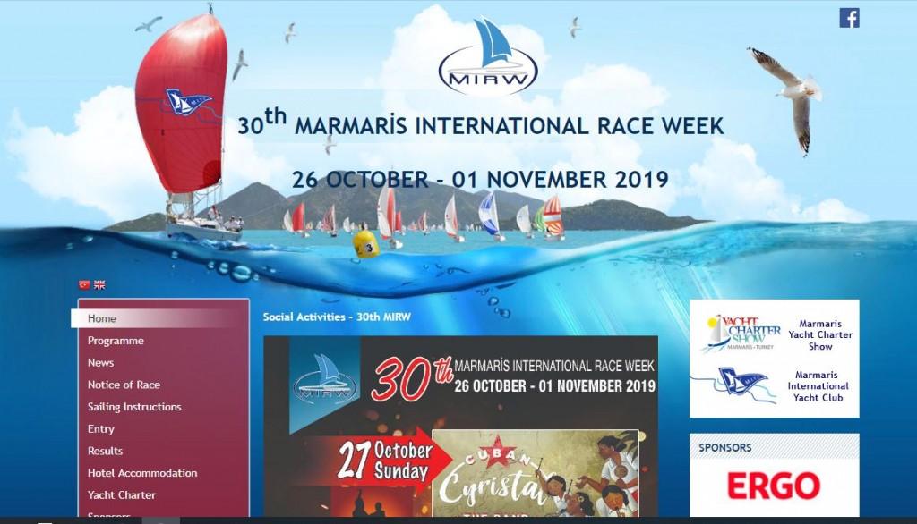 Marmaris Race Week 2020