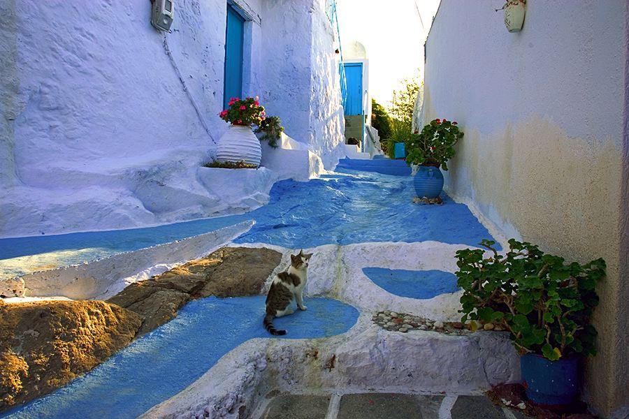 Милос, Греция