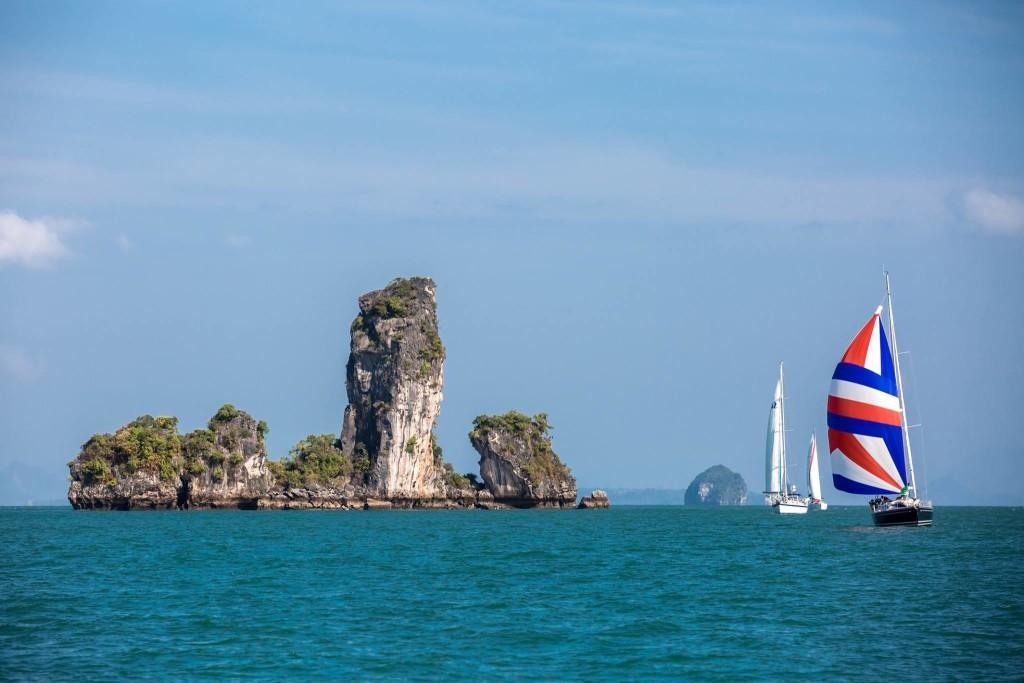 регата в таиланде