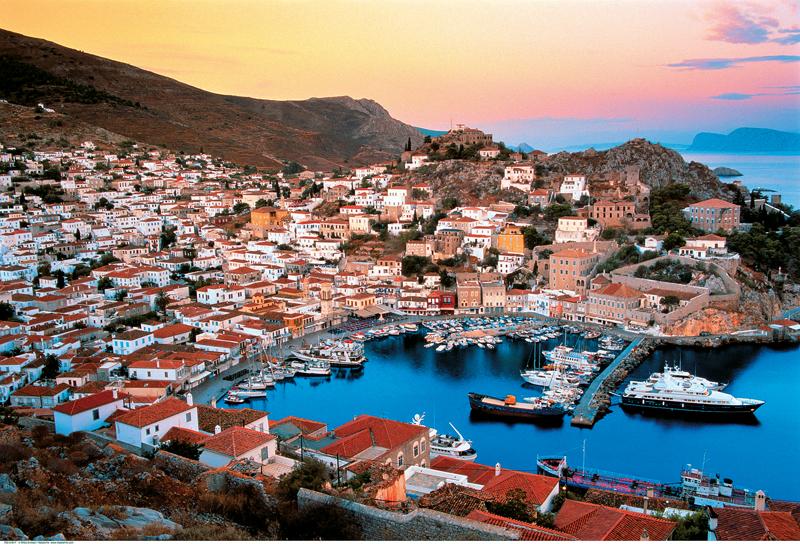остров Идра, Греция
