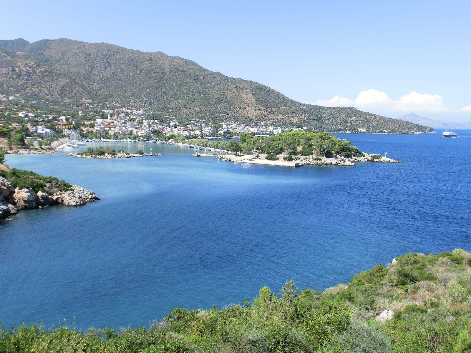 Метана, Греция