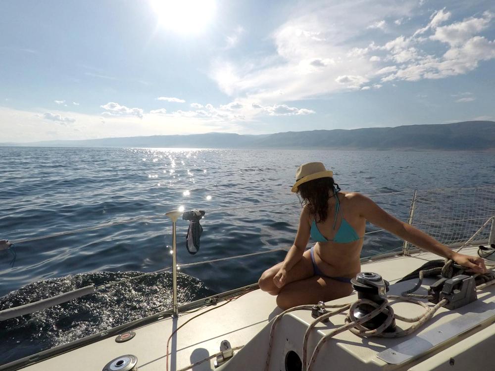 Морская практика на Байкале
