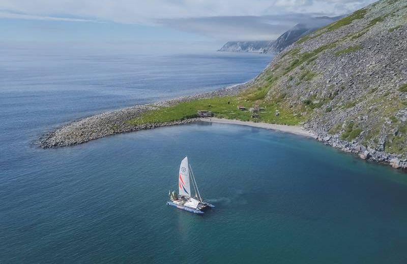 Экспедиция Байкал Аляска на катамаране
